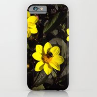 Bee in a Flower iPhone 6 Slim Case