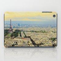Above Paris iPad Case