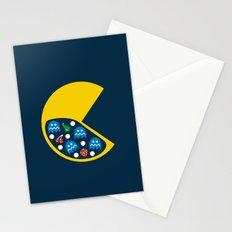 8-Bit Breakfast Stationery Cards
