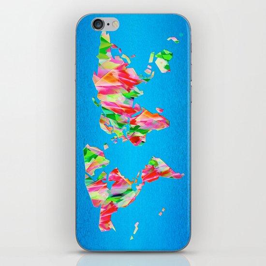 Tulip World #119 iPhone & iPod Skin