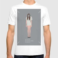 Maison Martin Margiela A… Mens Fitted Tee White SMALL