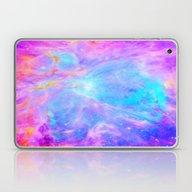Laptop & iPad Skin featuring NebulA by 2sweet4words Designs