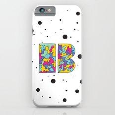 Letter B Slim Case iPhone 6s