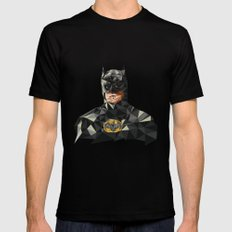 Bruce SMALL Black Mens Fitted Tee
