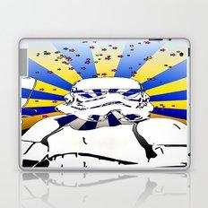 Psychedelic Trooper 2 Laptop & iPad Skin