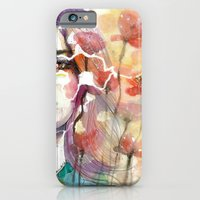iPhone & iPod Case featuring Summer's Yearnings by Veronika Weroni Vajdová