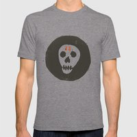 Thirteen Mens Fitted Tee Tri-Grey SMALL