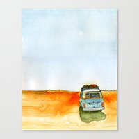 homey  Canvas Print