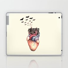 Abandoned (Vacancy Zine) Laptop & iPad Skin