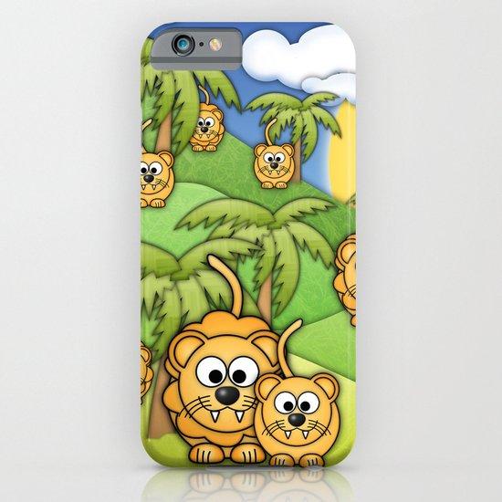 Little Lions. iPhone & iPod Case