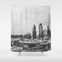 Skytop Shower Curtain