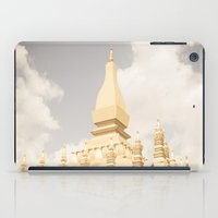 Pha That Luang Temple iPad Case