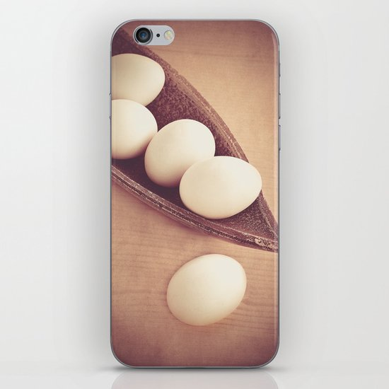 EGGS FOR BREAKFAST iPhone & iPod Skin