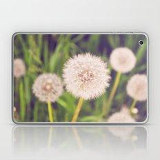 Dandelions Laptop & iPad Skin