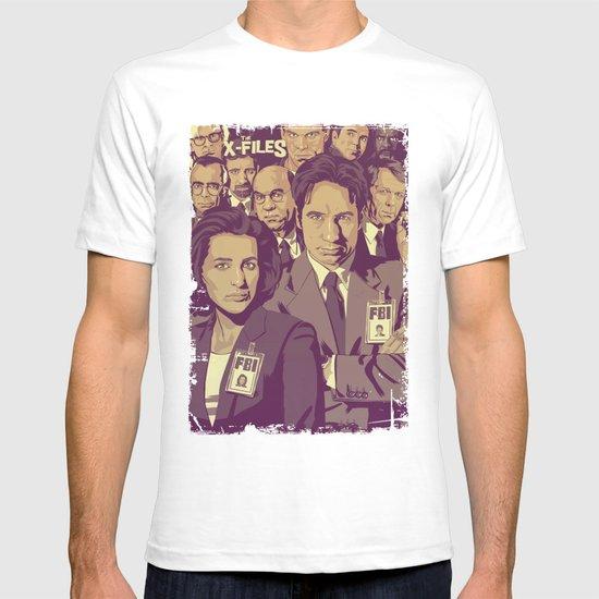 THE X-FILES v1 T-shirt