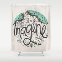Imagine Shower Curtain