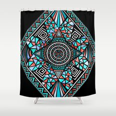 New Paths Shower Curtain