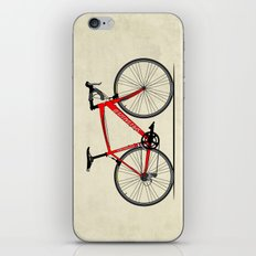 Specialized Racing Road Bike iPhone & iPod Skin