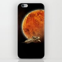 Expedition 2092 iPhone & iPod Skin