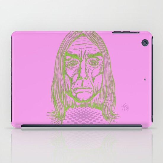 """Ready to Die"" by Tim Lukowiak iPad Case"