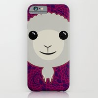 iPhone & iPod Case featuring Big Sheep by Loesj