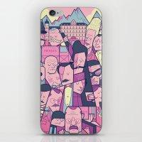 Grand Hotel iPhone & iPod Skin
