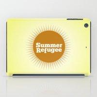 Summer Refugee iPad Case