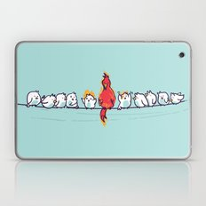 That new guy turns out to be a disaster Laptop & iPad Skin