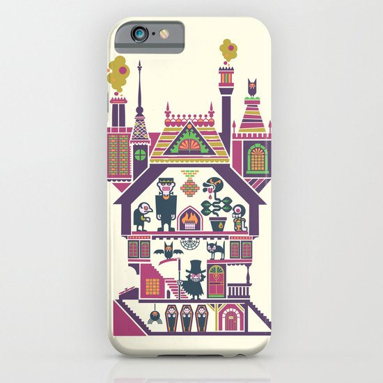 House Of Freaks iPhone & iPod Case