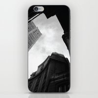 Through the city iPhone & iPod Skin