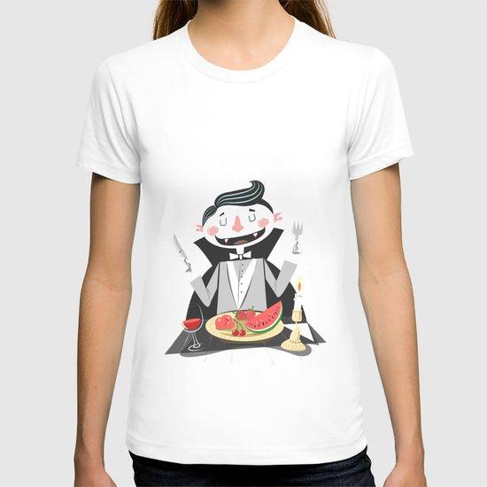 Vegan Vampire T-shirt
