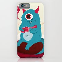 The singing Monster iPhone 6 Slim Case