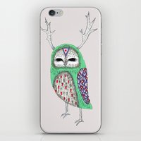 The question of Who iPhone & iPod Skin