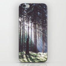 Magic forest iPhone & iPod Skin