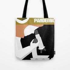 Pandemic - Yellow Tote Bag
