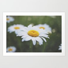 summer moments Art Print