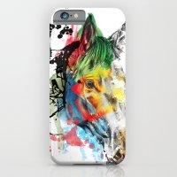 Horse Portrait  iPhone 6 Slim Case