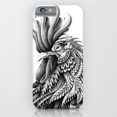Ornately Decorated Rooster iPhone 6s Slim Case