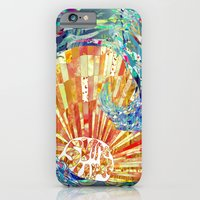 iPhone & iPod Case featuring Surfs Up by Ben Geiger