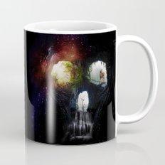 Cave Skull Mug