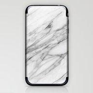 Carrara Marble iPhone & iPod Skin