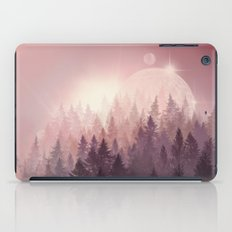 fantasy forest iPad Case