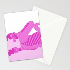 ROLLER GIRL Stationery Cards