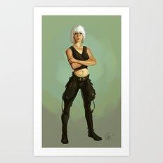 Figure 2 Art Print
