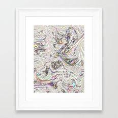 x_16 Framed Art Print