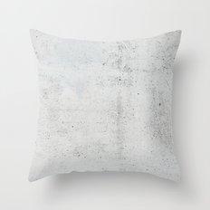 Concrete Throw Pillow