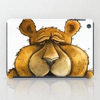 Beary Sorry. iPad Case