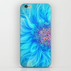 Fractal Flower 2 iPhone & iPod Skin
