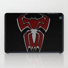 Bat-Spiderman iPad Case