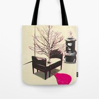 No Rest For The Restless… Tote Bag